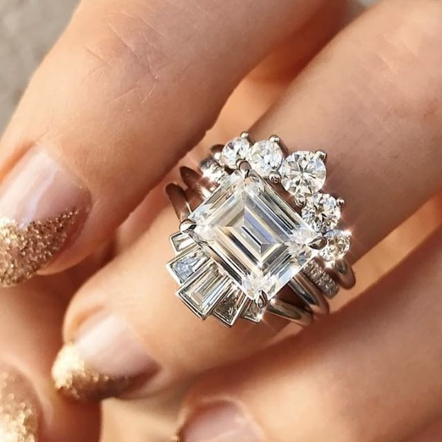 Pin On Stunning Stacking Rings