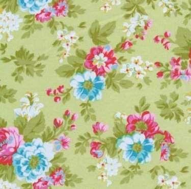 Fabric inspiration- Delilah by Tanya Whetan