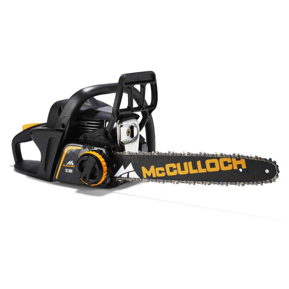 Mcculloch eager beaver 14 gas chain saw 20 cid chainsaw and weapons greentooth Gallery