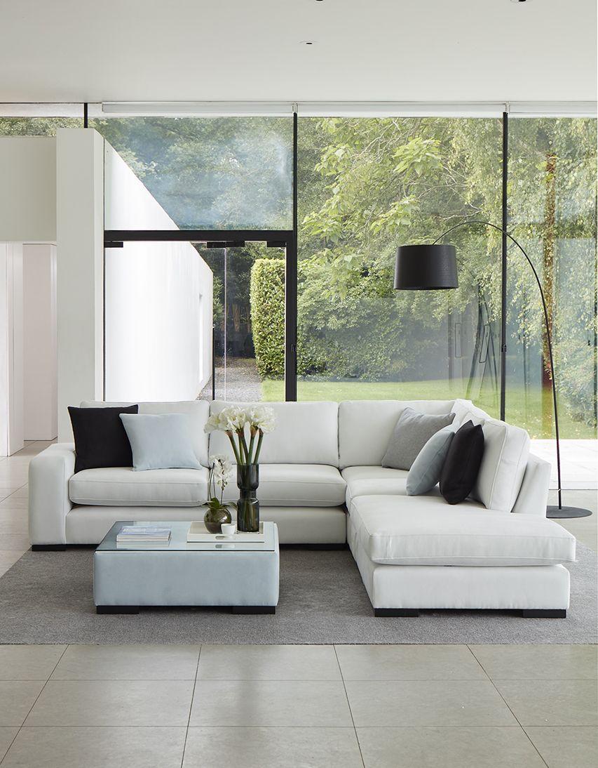 Luxury Bespoke Corner Sofas Made To Measure Sofas Delcor Corner Sofa How To Make Corner Sofa Beautiful Sofas