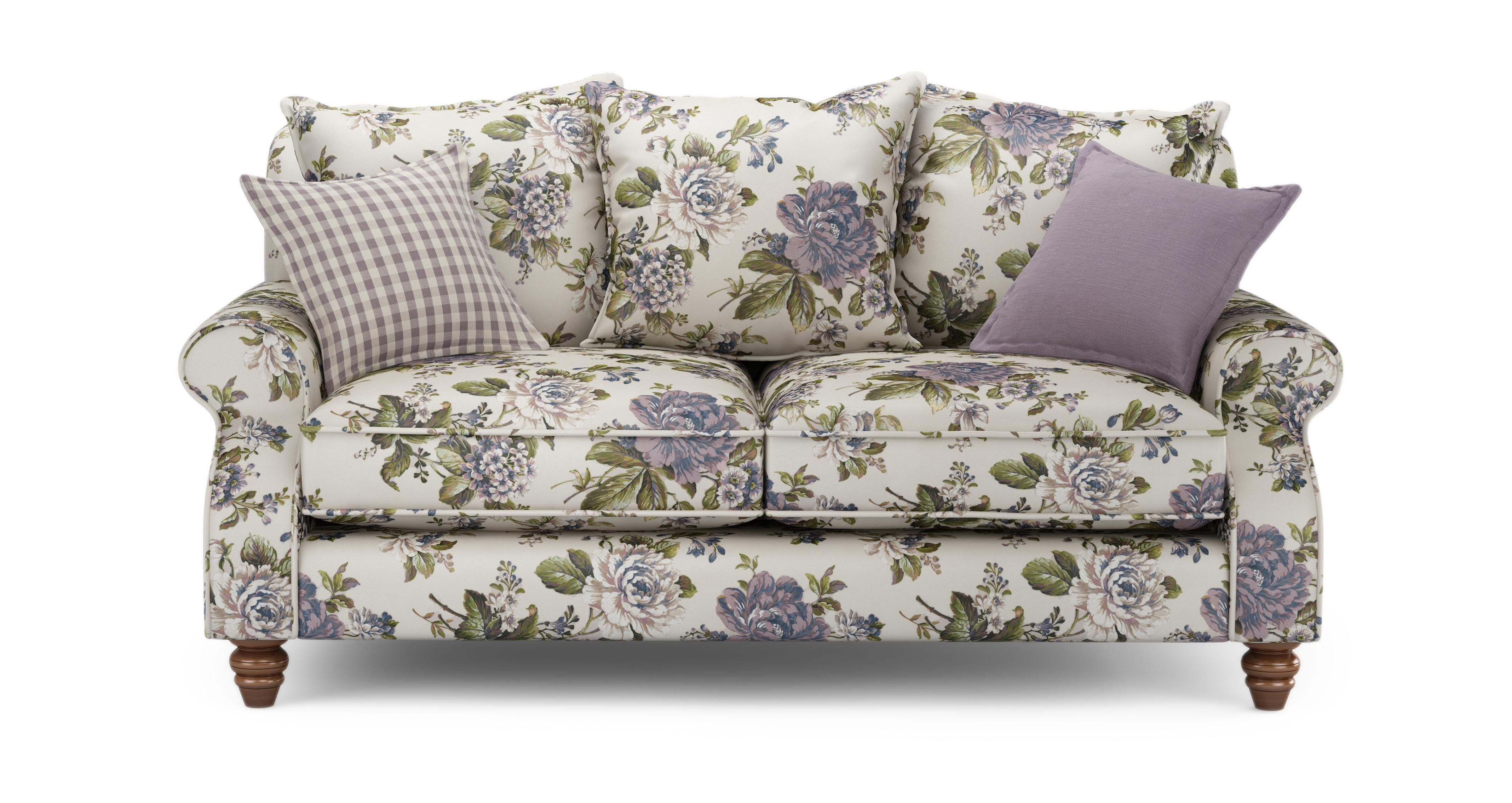 Things To Consider Before Choosing The Floral Sofa And Loveseat In