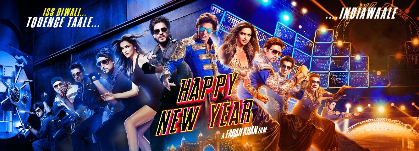 Happy New Year Film India 14