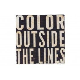 Color Outside the Lines Pattern Packet - Patricia Rawlinson