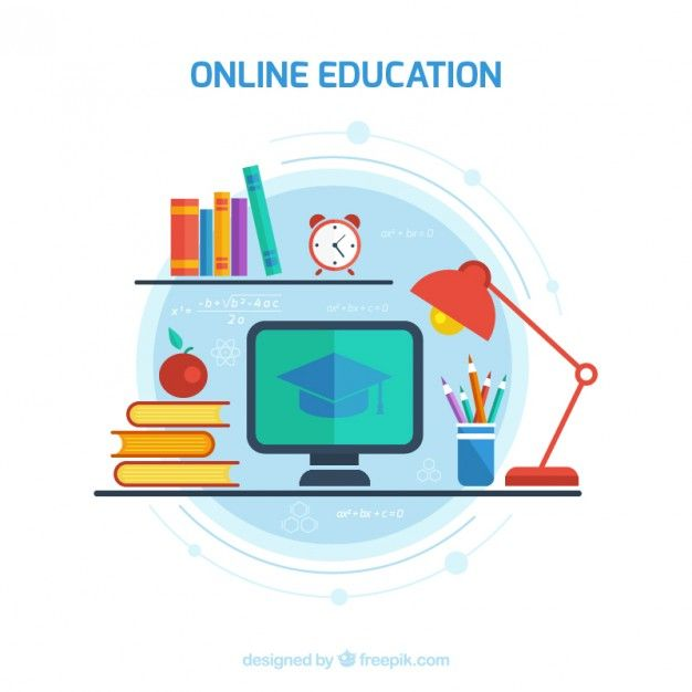Download Online Education For Free Con Imagenes Diseno