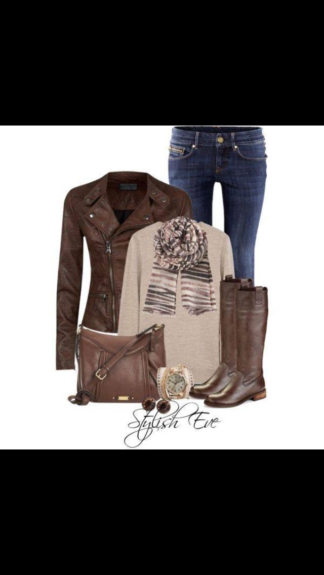 Nice outfits for Fall and Winter! Get ready for season change!