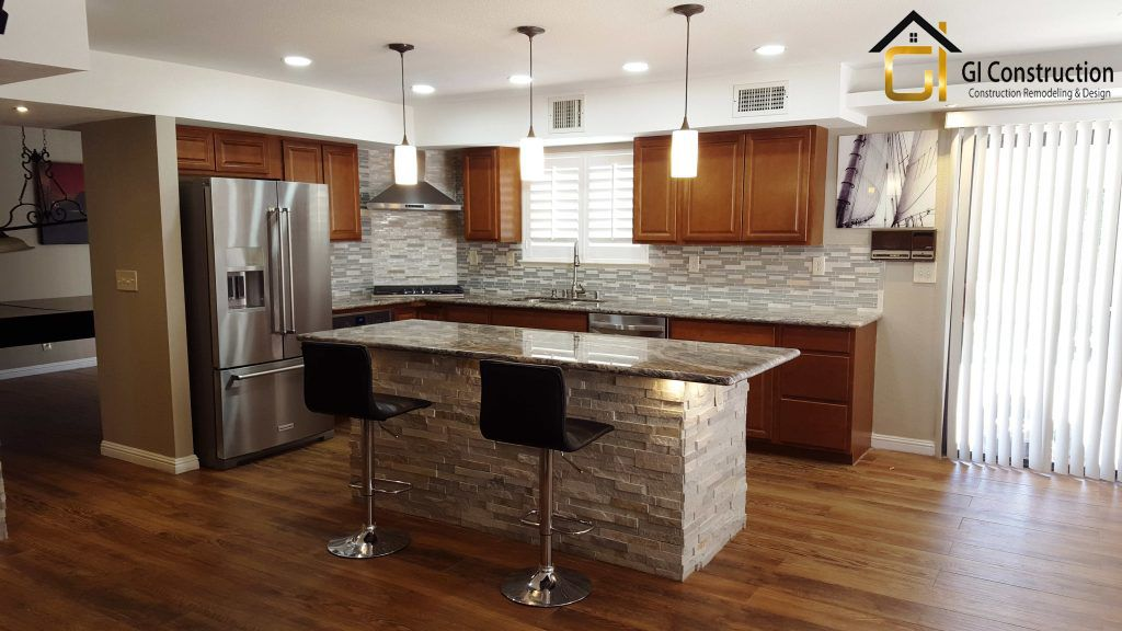 Planning A Kitchen Renovation In Las Vegas?   GI CONSTRUCTION Is A  Professional And Client