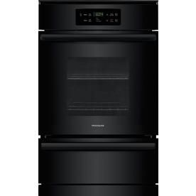 Frigidaire 24 In Self Cleaning Single Gas Wall Oven Black
