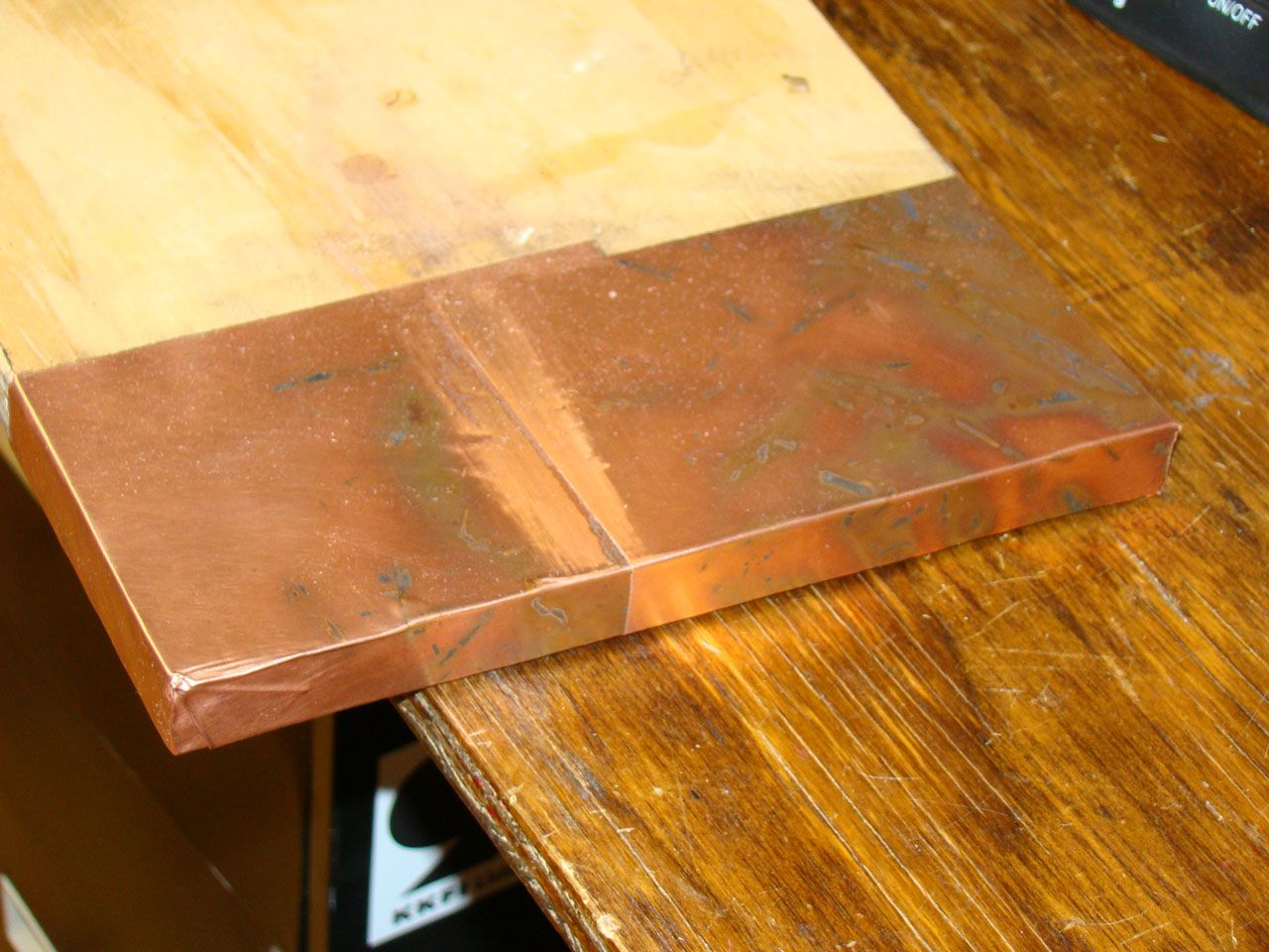 Copper Kitchen Countertops Small Rustic Table Countertop Want To Make Diy Possibilities