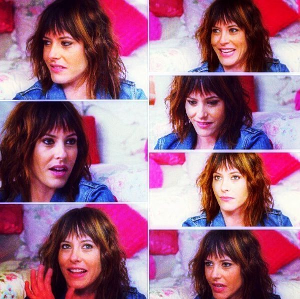 the many faces of Kate Moennig