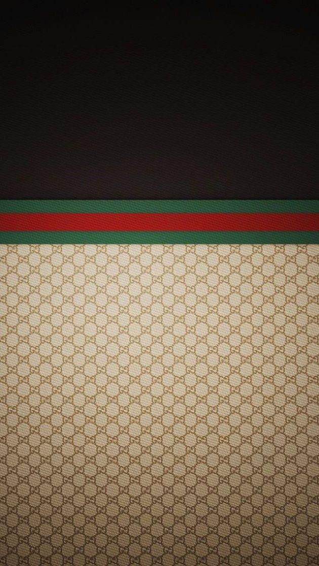 on sale 0358b 7e3db グッチ/モノグラムリボンライン iPhone壁紙 Wallpaper ...