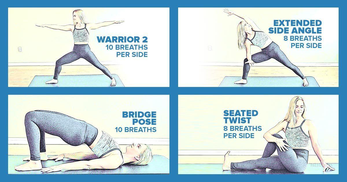 9 Simple Poses To Reverse Bone Loss Yoga For Osteoporosis Yoga For Seniors Yoga Help