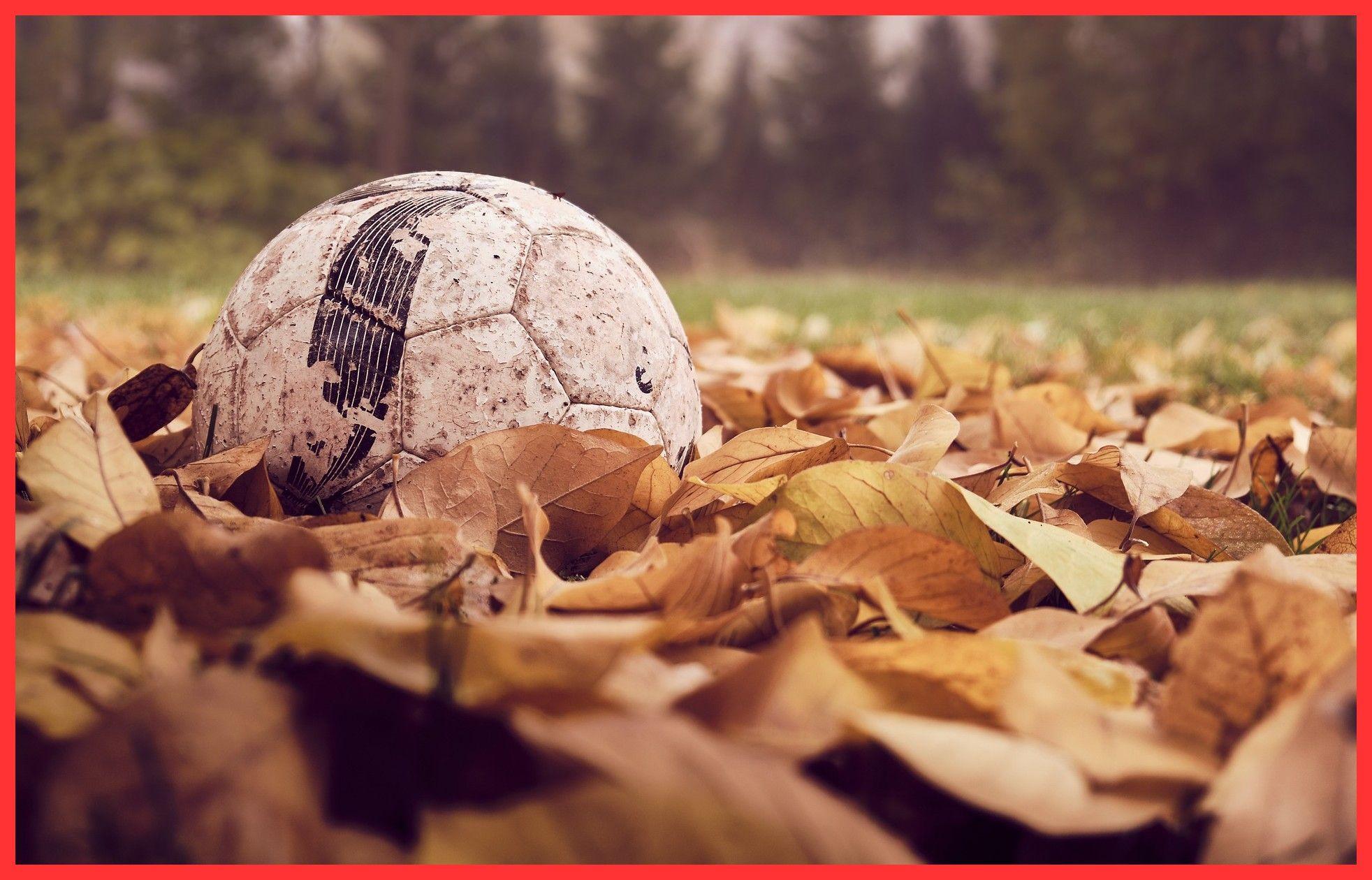 Football Autumn Leaves