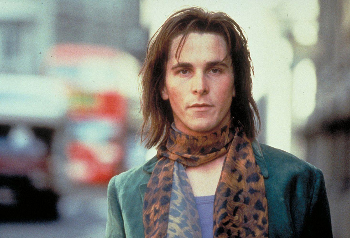 """Christian Bale in """"Velvet Goldmine"""" (Todd Haynes 1998)"""