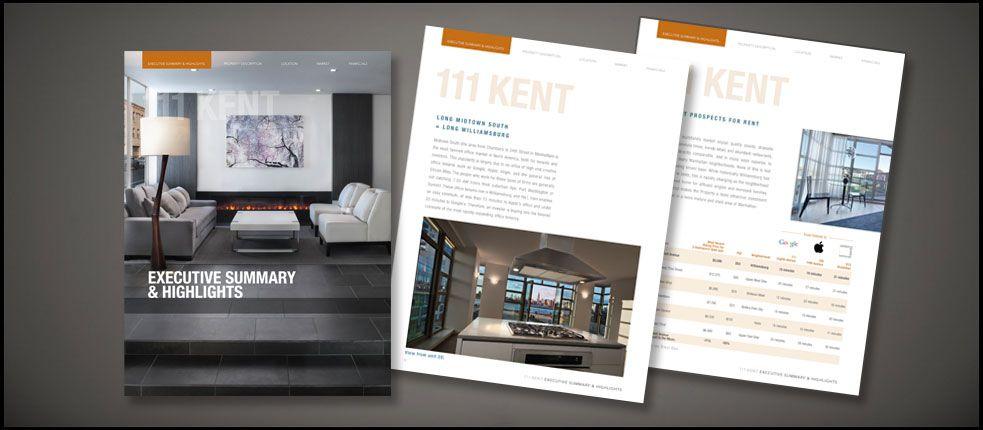 Urban Real Estate Brochure Template Design Brochurehandout - Commercial real estate brochure template