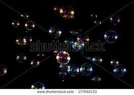 Image result for bubbles black background