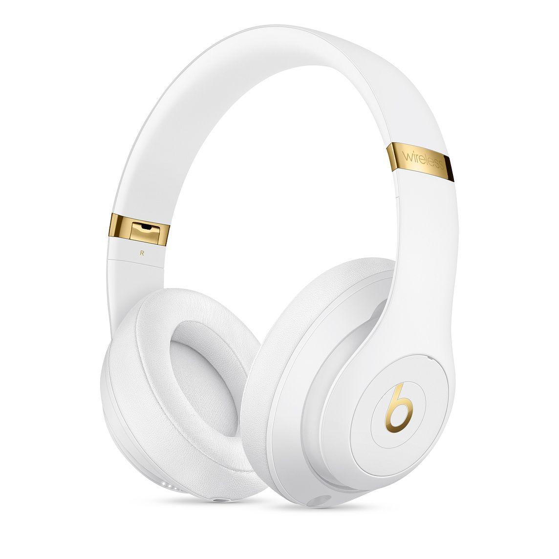 10efaa10db9 Beats Studio3 Wireless Over-Ear Headphones - Shadow Gray - Apple Auriculares  De Cancelación De