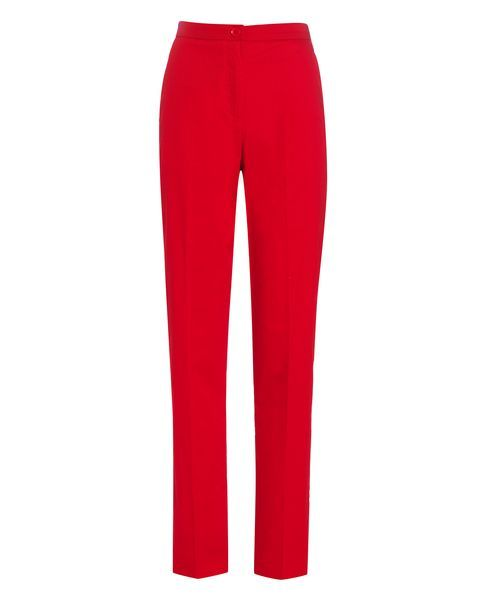 Jaeger I cannot live without my red trousers!!! #jaegerwoolweek