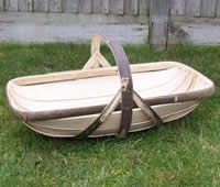 handmade trugs - these are so beautiful!