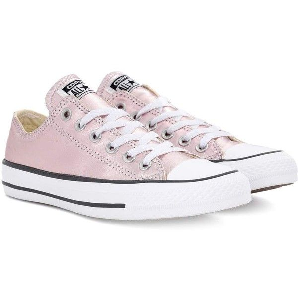 Chaussures Femme Converse Rose Chuck Taylor All Star Double