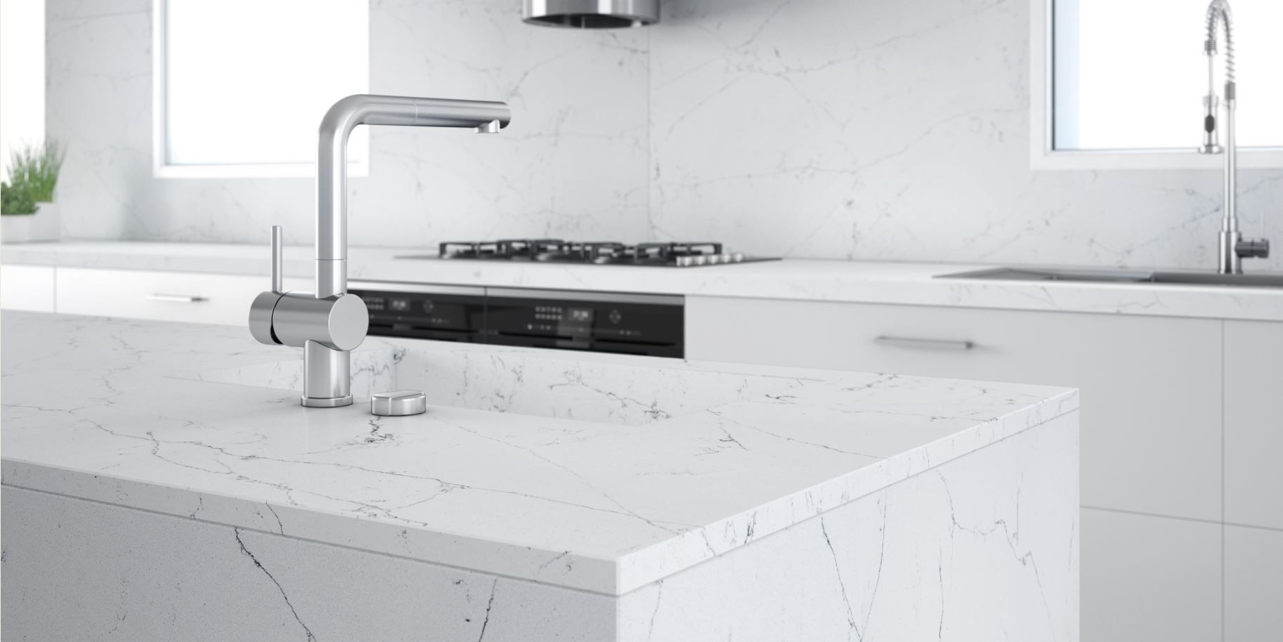Serenity It Is The Word That Best Defines The Quartz Design