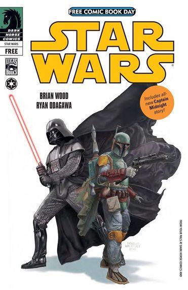 Free Comic Book Day 2013, Dark Horse Comics, cover by Doug Wheatley