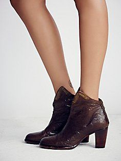 Adagio Heeled Boot