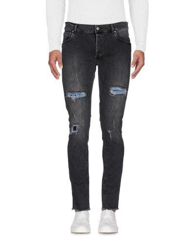 DANIELE ALESSANDRINI Men's Denim pants Lead 31 jeans