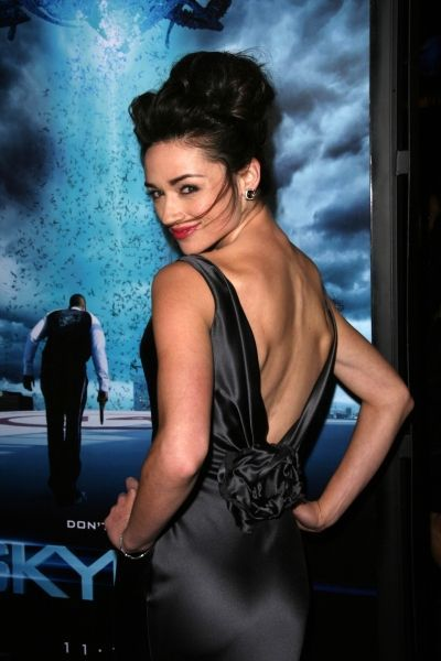 Crystal reed sexy