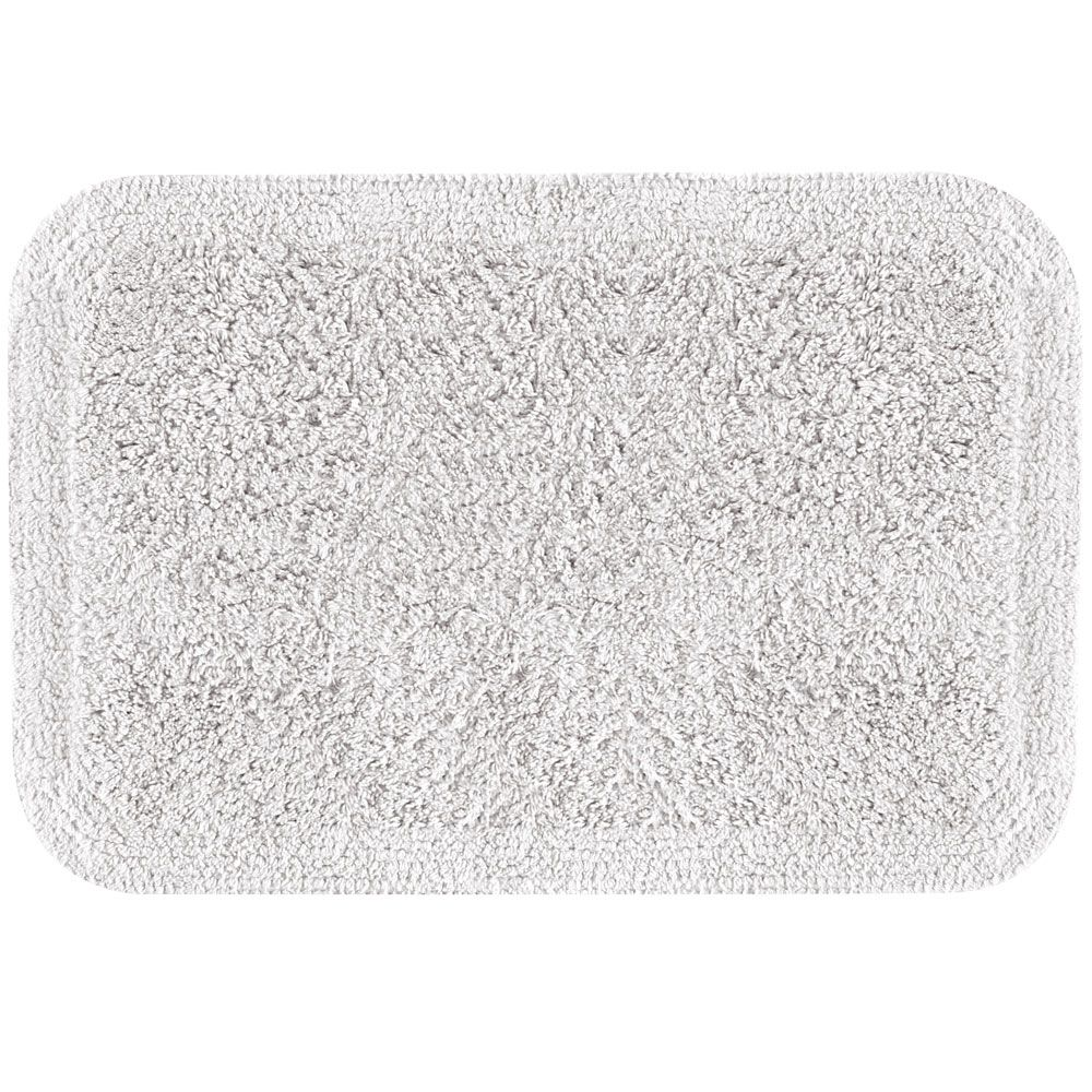 Tapete para Banheiro Urban 40x60cm Branca - Aroeira Home