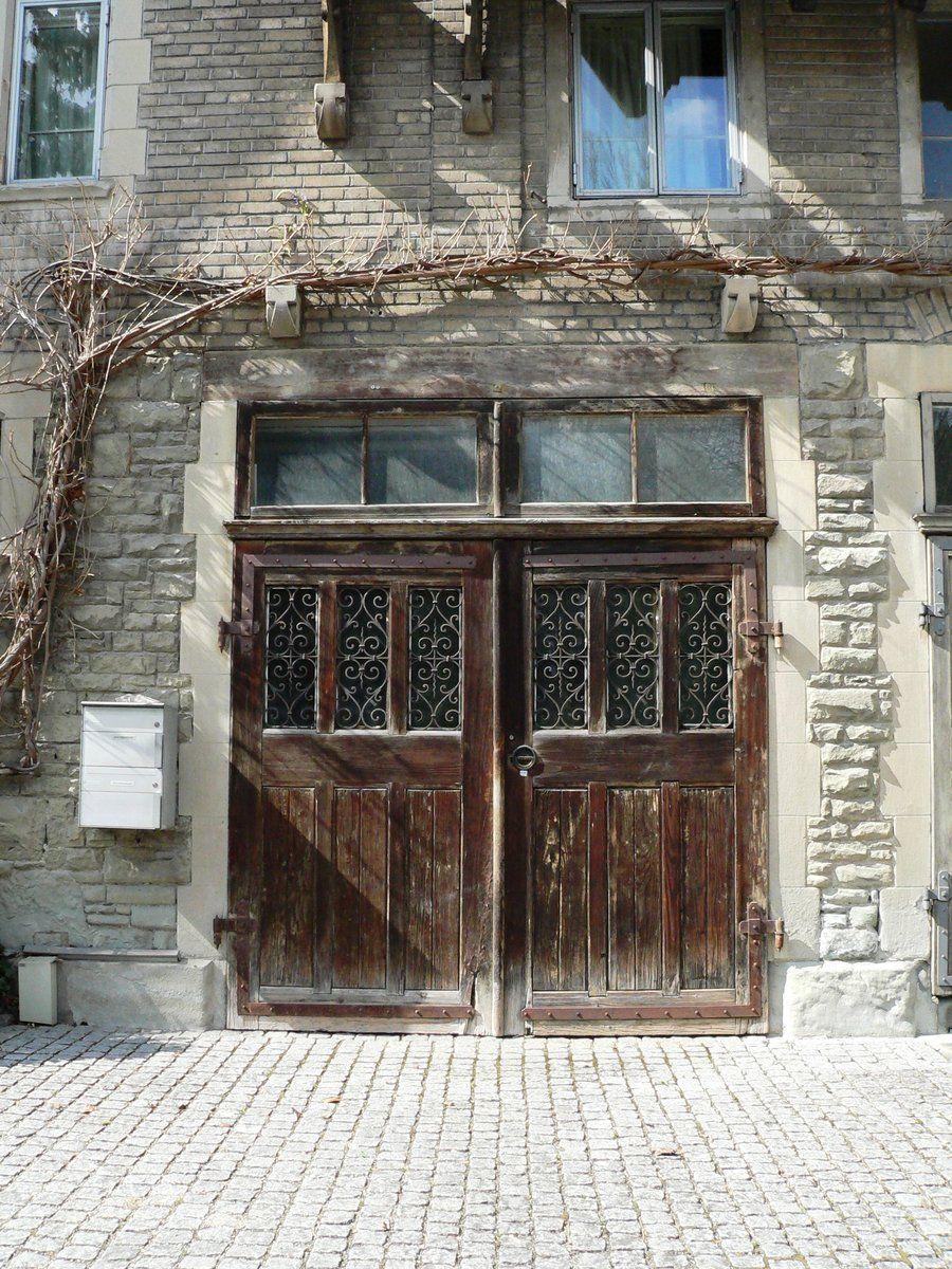 Old ornate wooden Door Wooden doors, Exterior doors, Doors