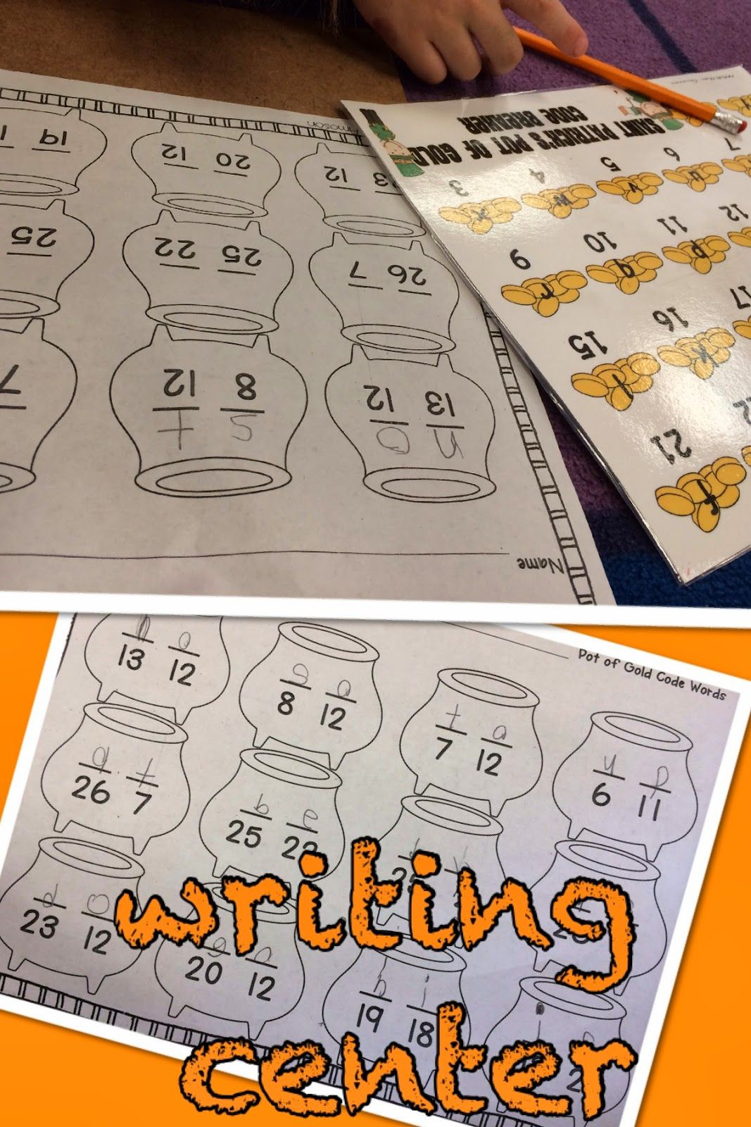 I Love Using The Secret Code Word Activity To Practice
