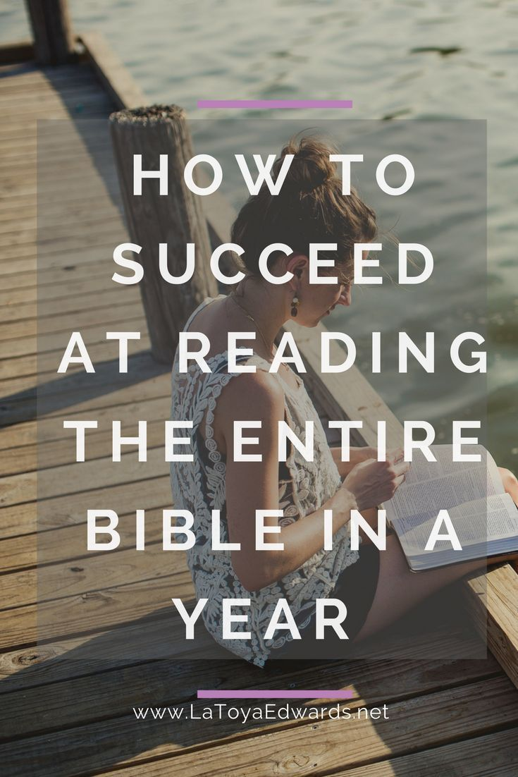 How to read the bible in a year bible in a year bible