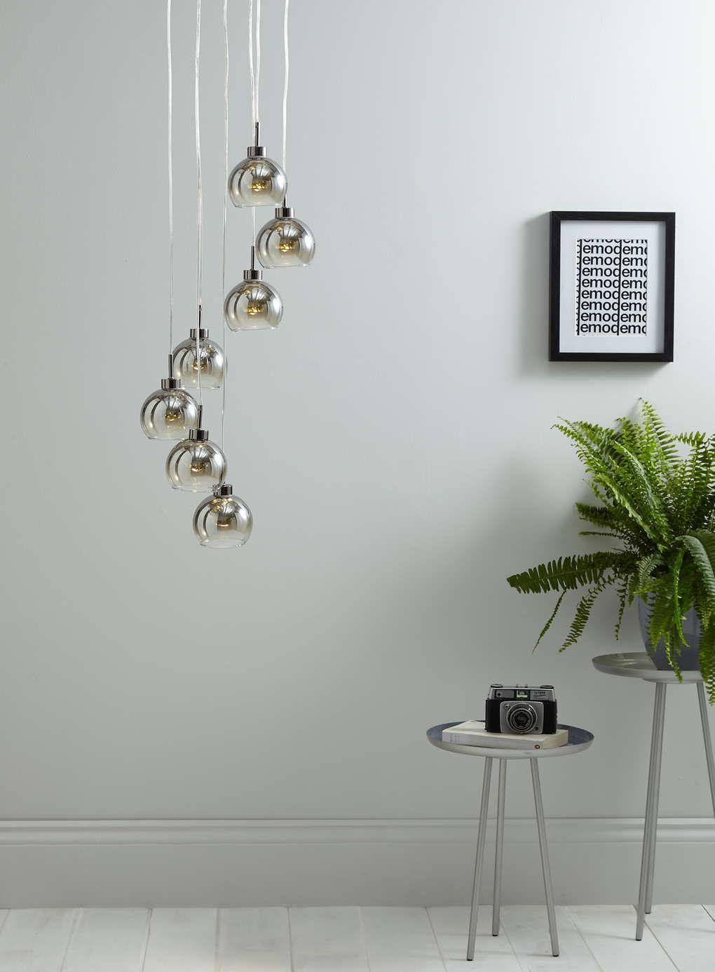 Senna LED Cluster Ceiling Light - View All Lighting & Bulbs - Home ...