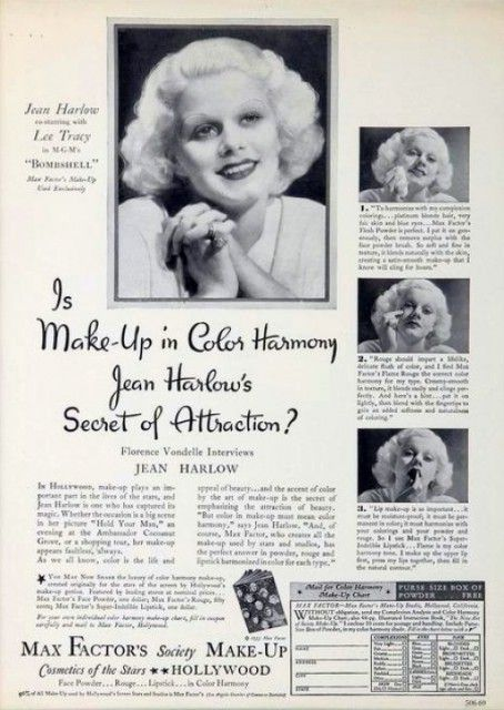 Carole & Co. - Factor in her advertising