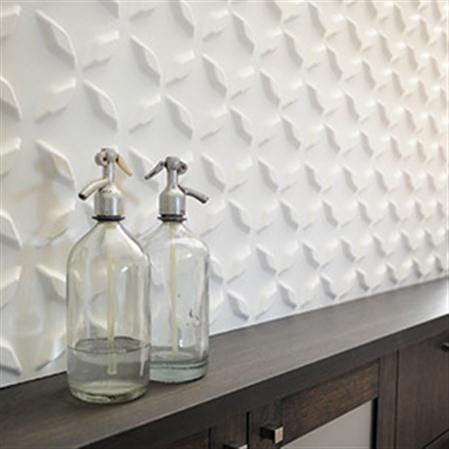 Set de 12 paneles con relieve para pared Saiphs 3D Wall Decor