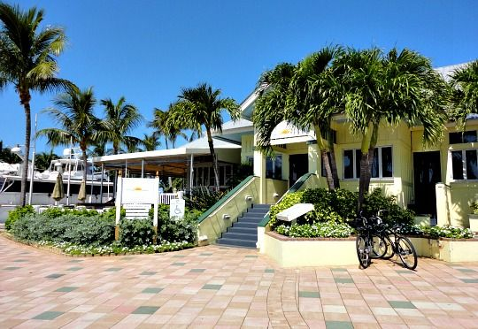 Harbourside Bar And Grill At South Seas Island Resort Captiva