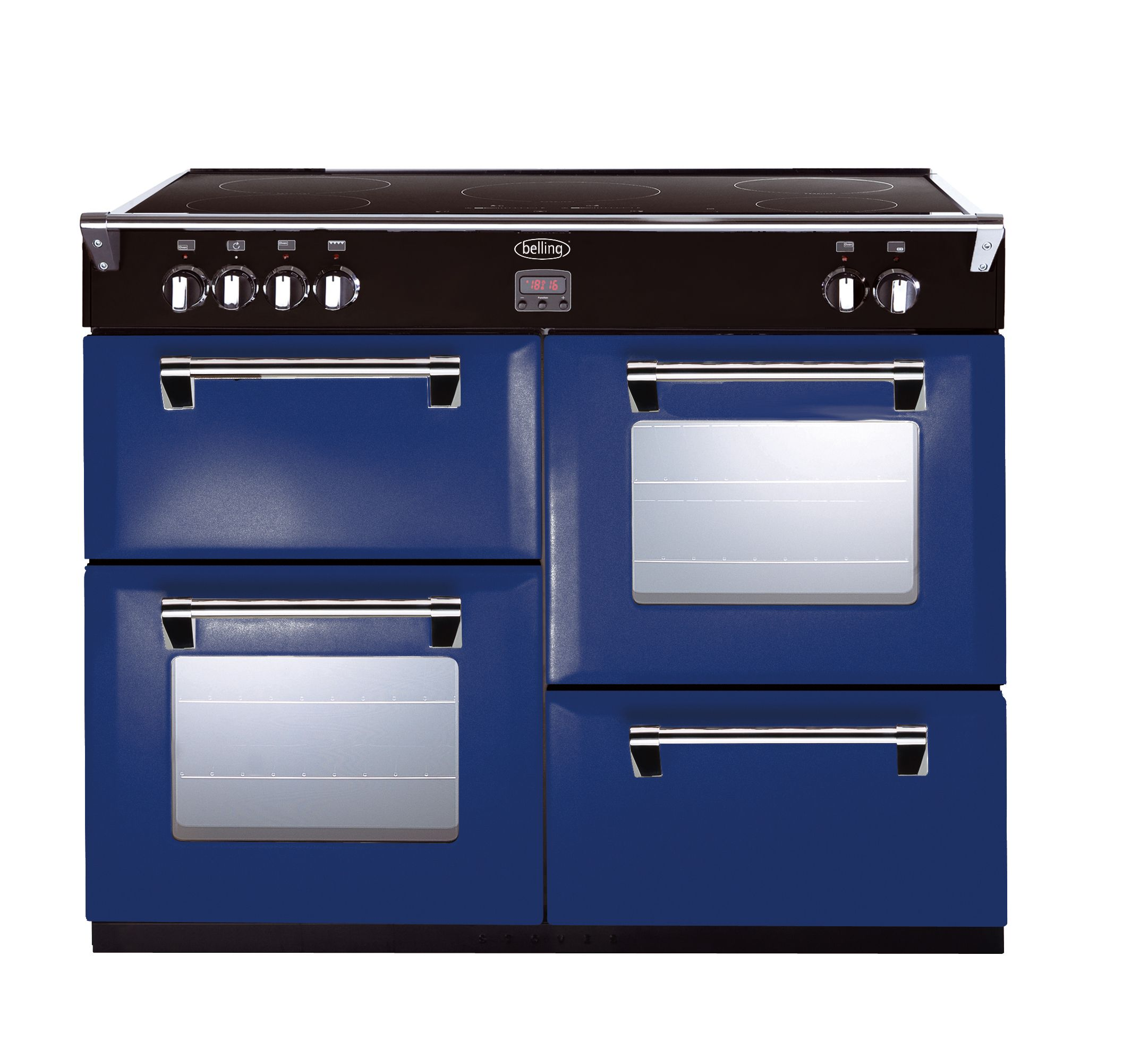 Navy Blue Oven Now Possible Through The Colour Boutique Collection