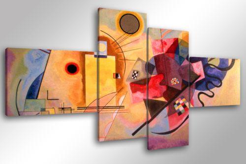 Dettagli su Quadro su Tela Quadri Moderni XXL cm 200x100
