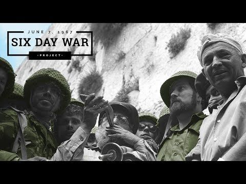 Day Three Of The War Six Day War Project You