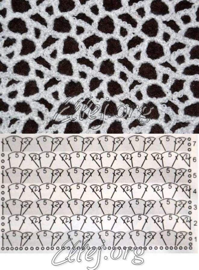 Panal crochet | ganchillo en 2018 | Pinterest | Puntadas, Ganchillo ...