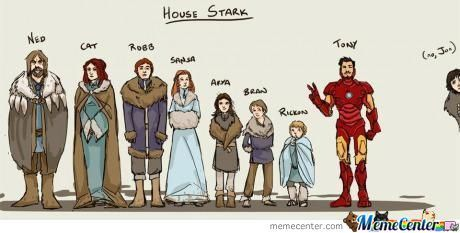 House Stark - still my fave meme