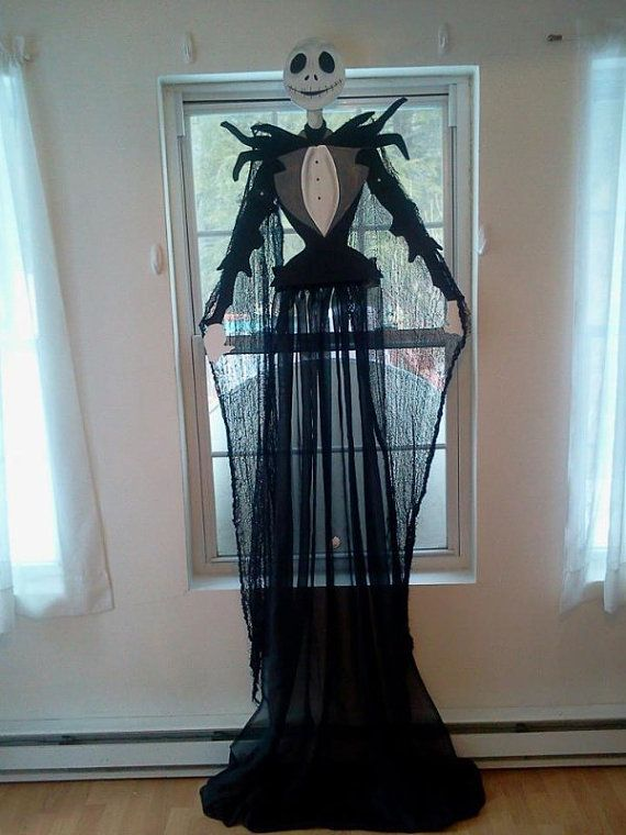 Nightmare Before Christmas Jack Curtain  Wall Prop  Outdoor Prepossessing Nightmare Before Christmas Bedroom Decor Review