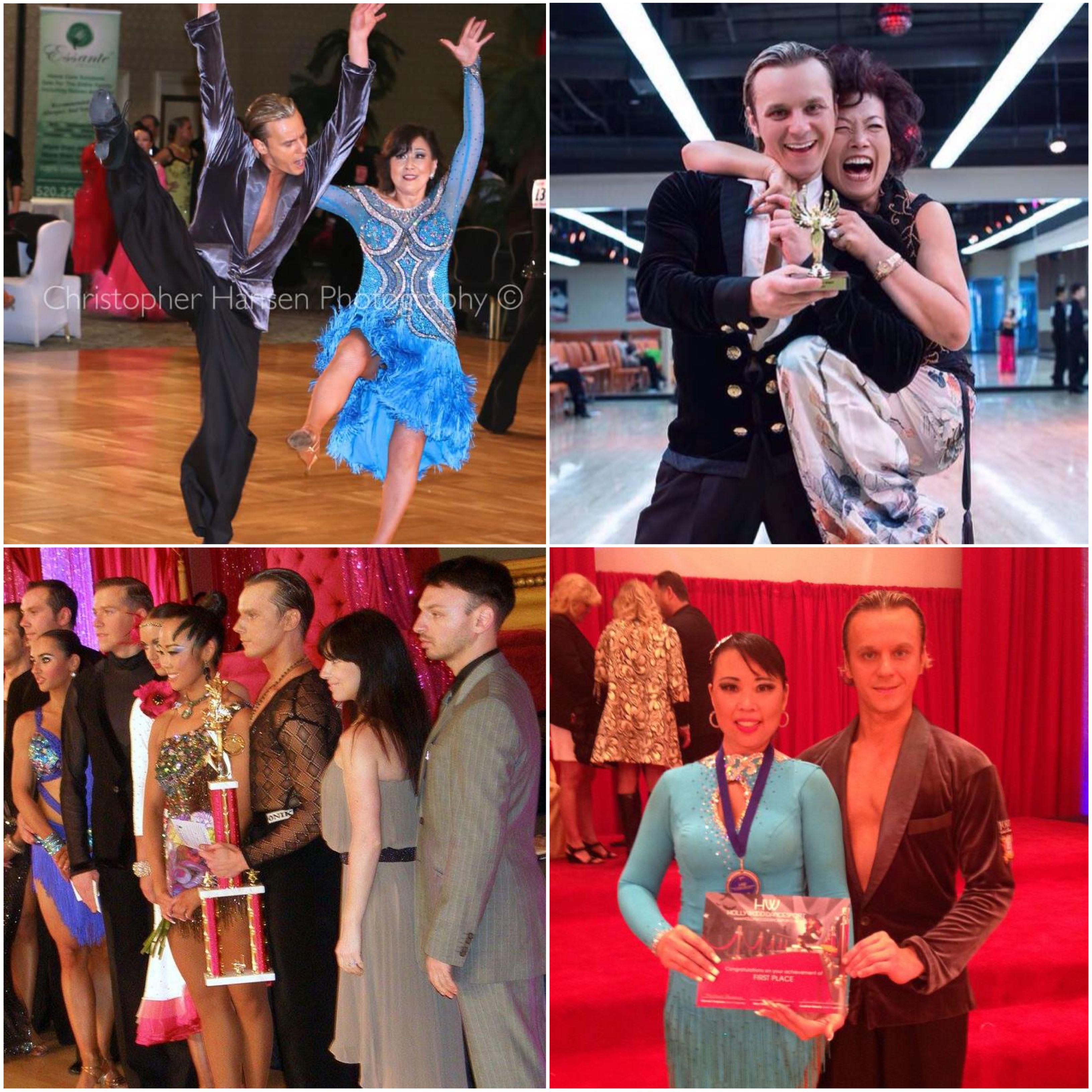 Ballroom Dance Lessons In Los Angeles With Oleg Astakhov