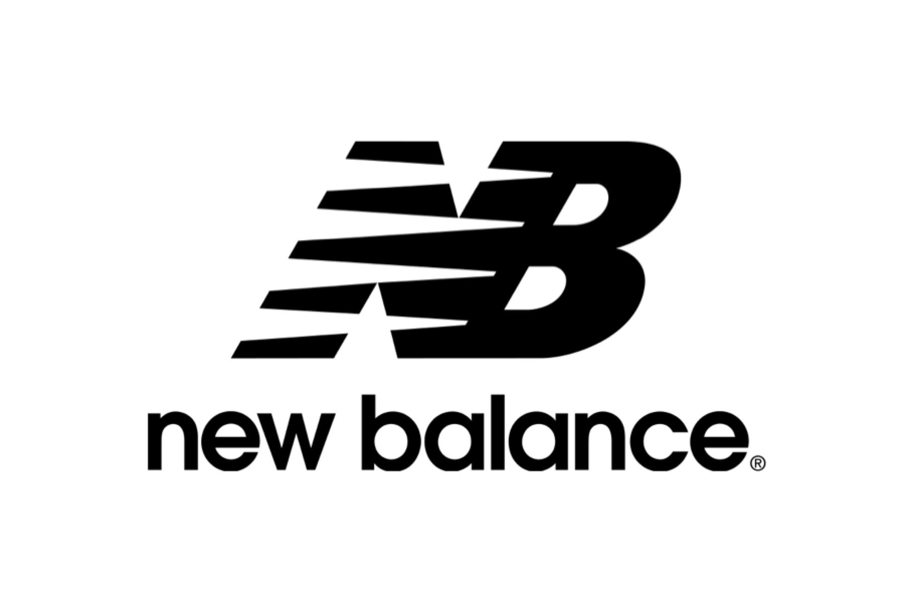 New Balance Logo Stiker Desain
