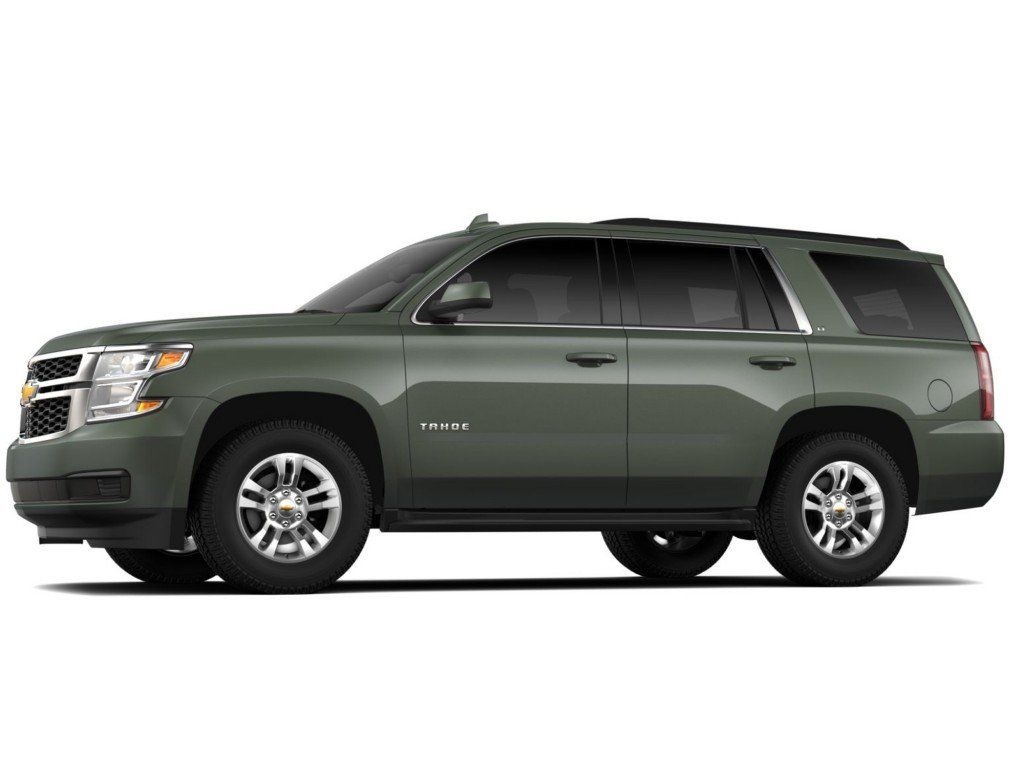 Check Out The New Deepwood Green Metallic Color For The 2019 Chevy