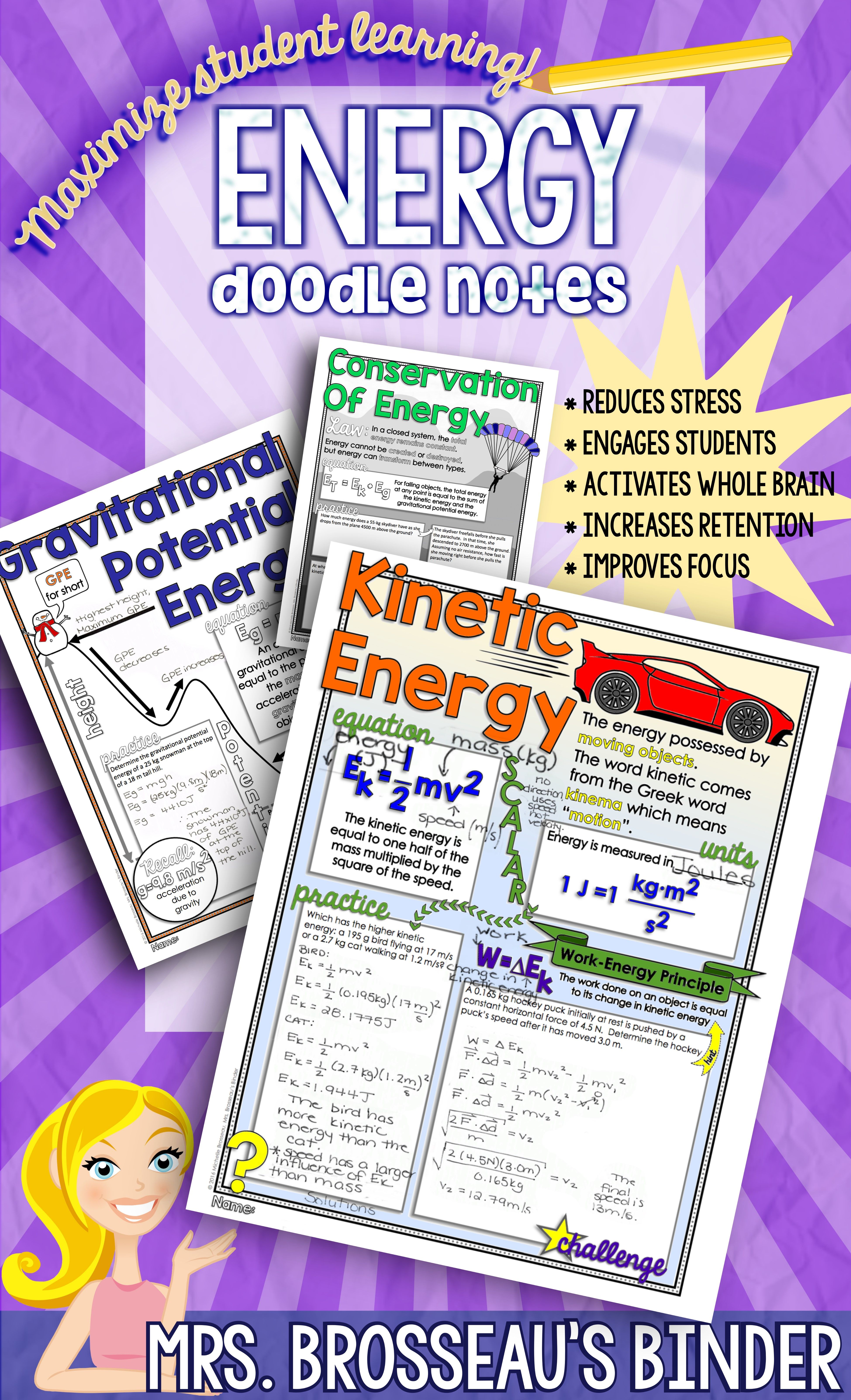 physics energy practice problems