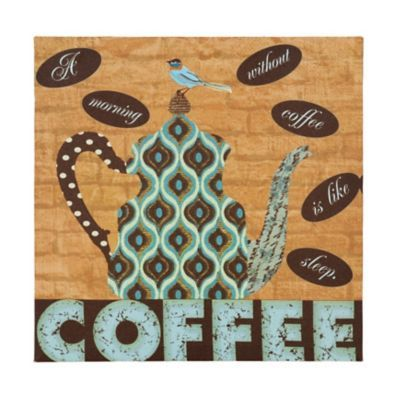 Time For Coffee II Canvas Art Print | Kirklands
