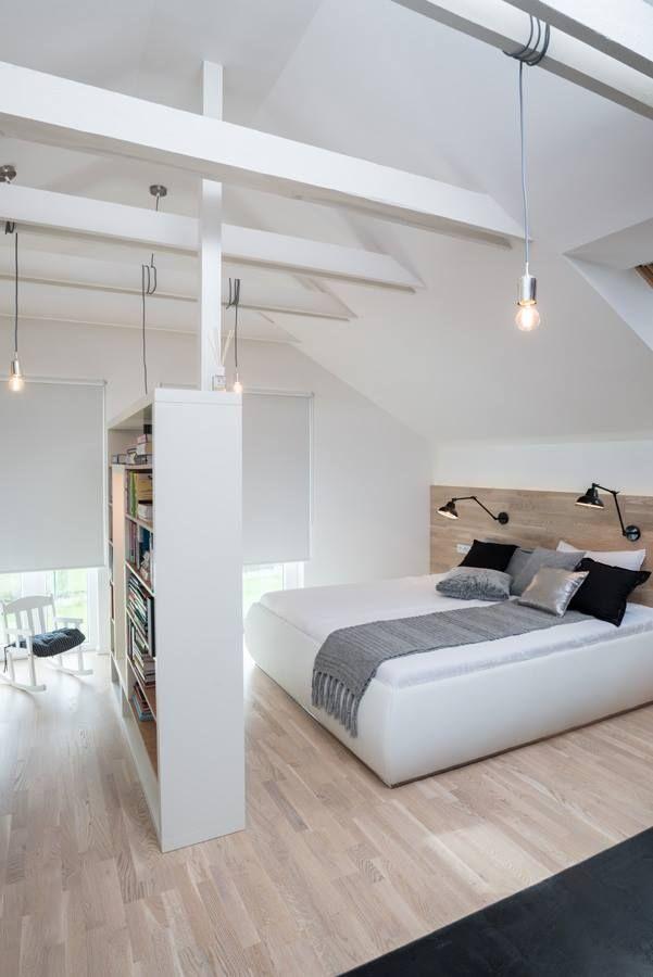 Dachgeschoss Mit Gipskarton Verkleidet