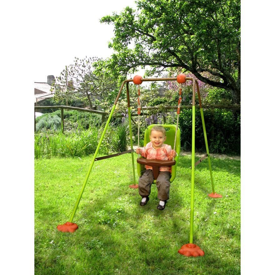 Foldable Baby Swing Set Smyths Toys Baby swing set