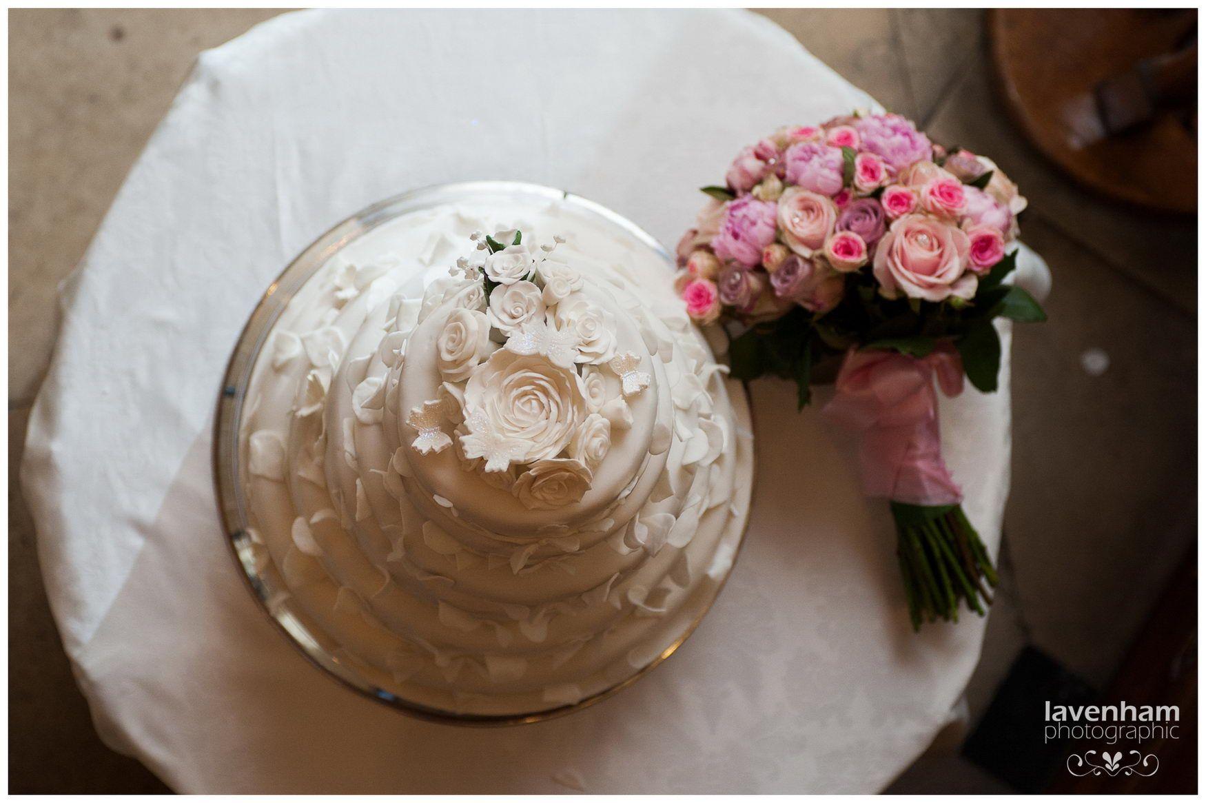 Gosfield Hall Cream Cake